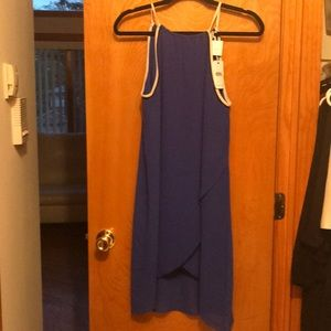 BRAND NEW BLUE DRESS